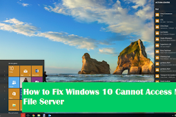 How to Fix Windows 10 Cannot Access NAS File Server