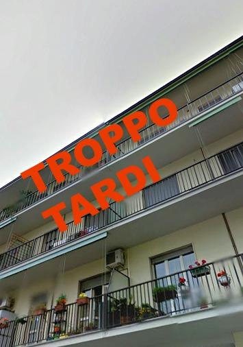 Quadrilocale Bergamo via Abba 3 zona Loreto