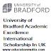 University of Bradford Academic Excellence International Scholarship In UK
