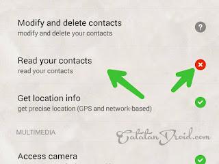 Cara Menampilkan Kontak Whatsapp Yang Tidak Muncul di Ponsel Android