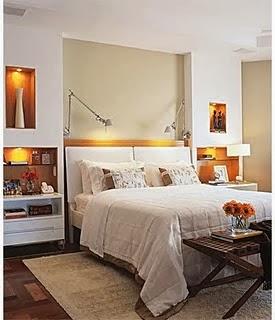 iluminación de dormitorios