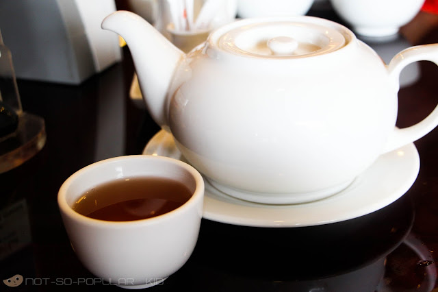 Chinese House Tea of Shangri-La Restaurant