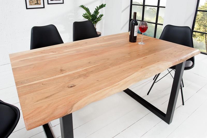 554981b4dc16 Luxusný nábytok REACTION  Jedálenský stôl AKAZZIE 140