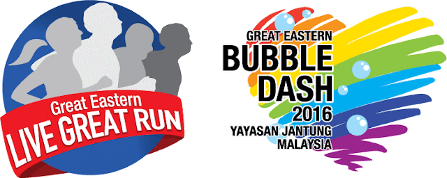 Great Eastern Bubble Dash 2016