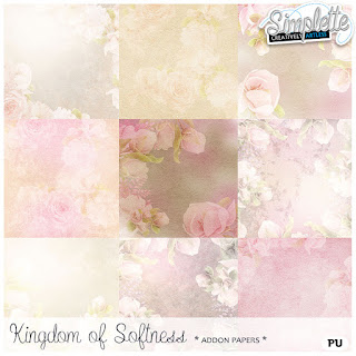 """Kingdom of Softness"" by Simplette Scrap and designs"