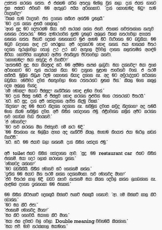 Maryland Car Registration >> WAL-KATHA LOKAYA: BadullaTrain - බදුල්ල දුම්රිය