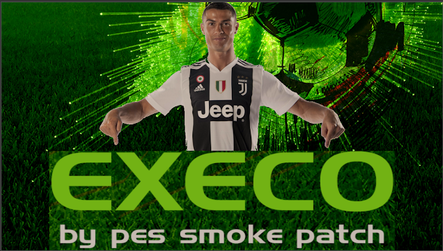 Download PES 2017: EXECO17 by smoke patch Season 2019 ~ Game