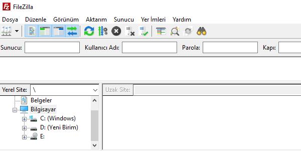 FileZilla Güncelleme Nasıl Yapılır?