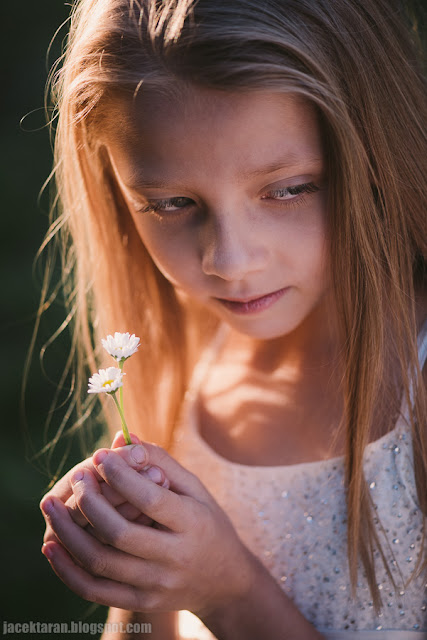 fotografowanie dzieci, portret dziecka, fotografia portretowa, fotograf Krakow