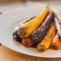Pečena šargarepa