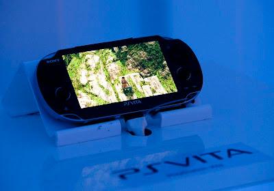 Gamefest 2011 PS Vita+Uncharted