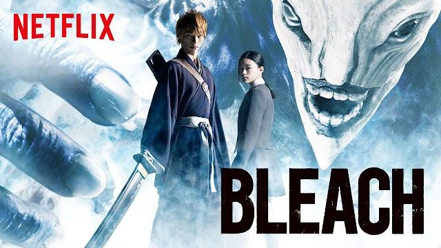 La película de Bleach ya llegó a Netflix!