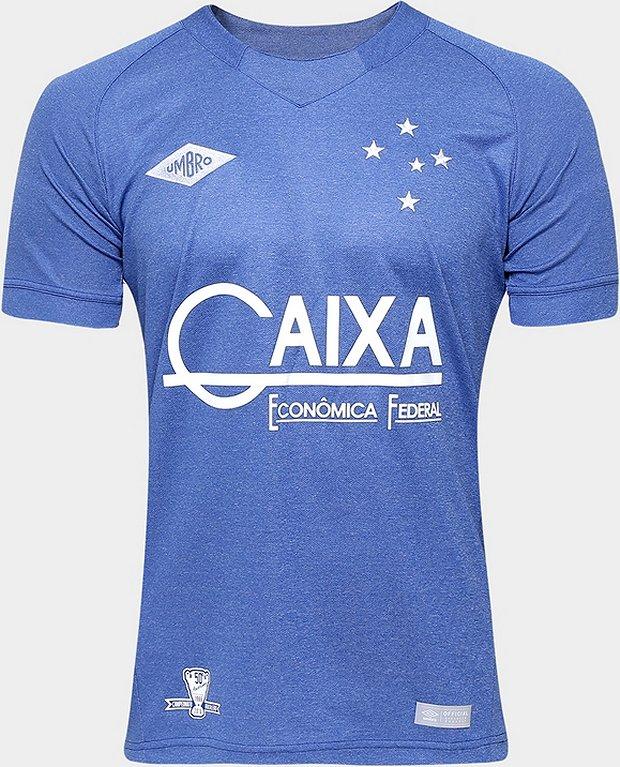 a5669d2e57494 Umbro apresenta a nova terceira camisa do Cruzeiro - Show de Camisas
