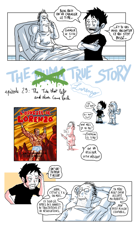The Buma True Story Episode 29 - The Tide That Left and Never Came Back