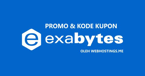 Promo Exabytes Diskon 90% 2020
