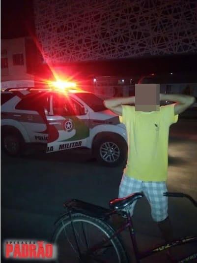 Operação Padrão Polícia Militar de Canoinhas