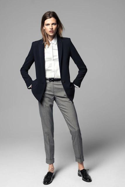 blazers y chaquetas