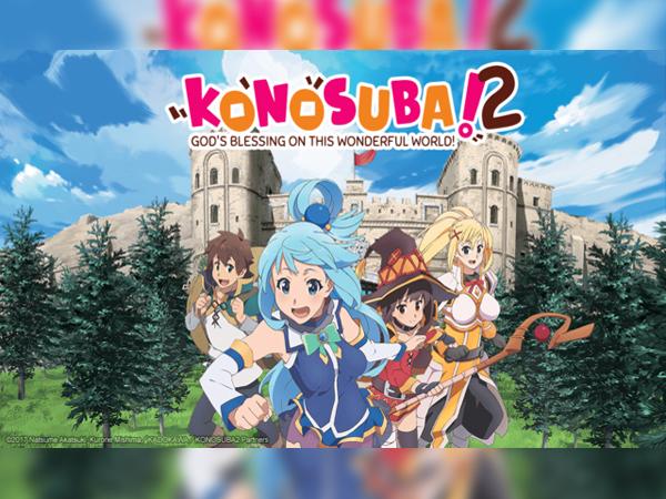 sinopsis Kono Subarashii Sekai ni Shukufuku wo! 2 (2017)