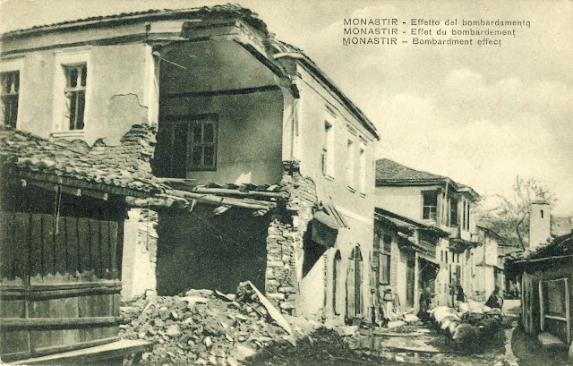 Consequences of the bombing of Bitola