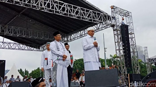 Siapa Menteri Agama yang Kau Soraki itu?
