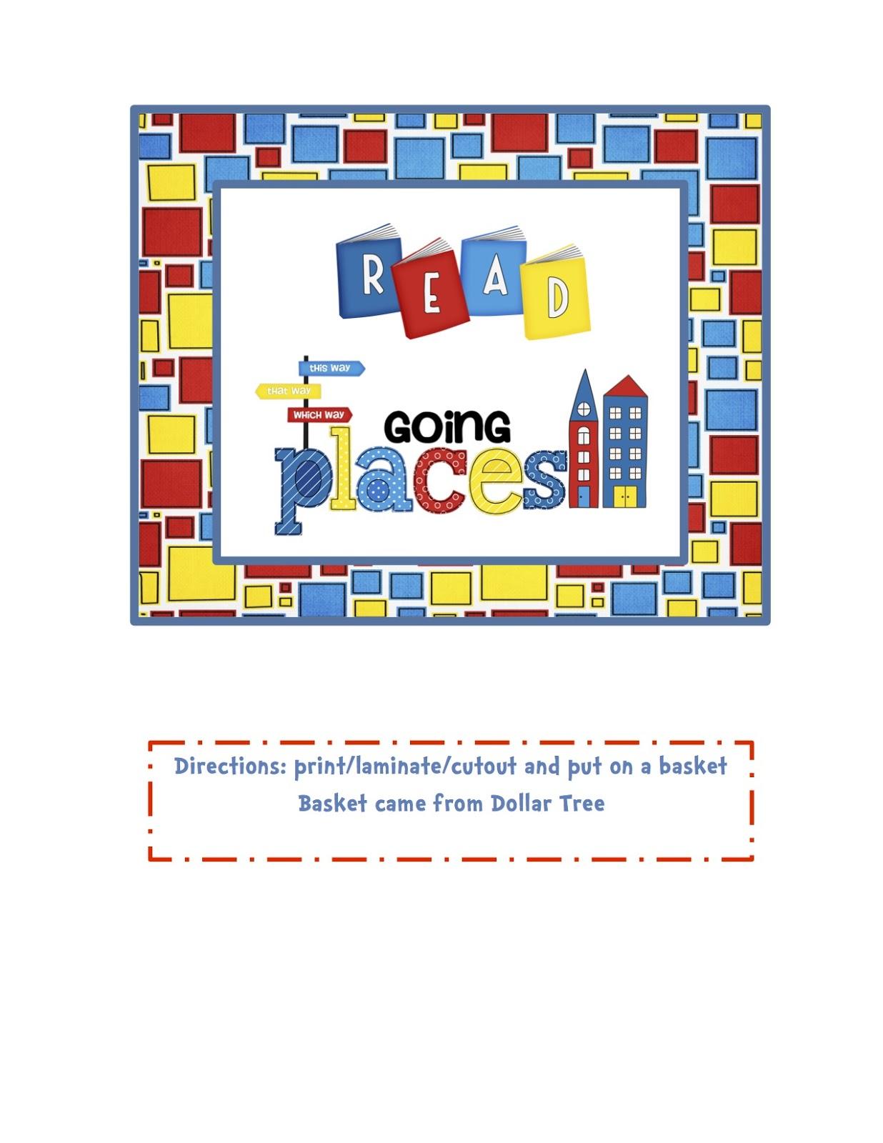 Preschool Printables February
