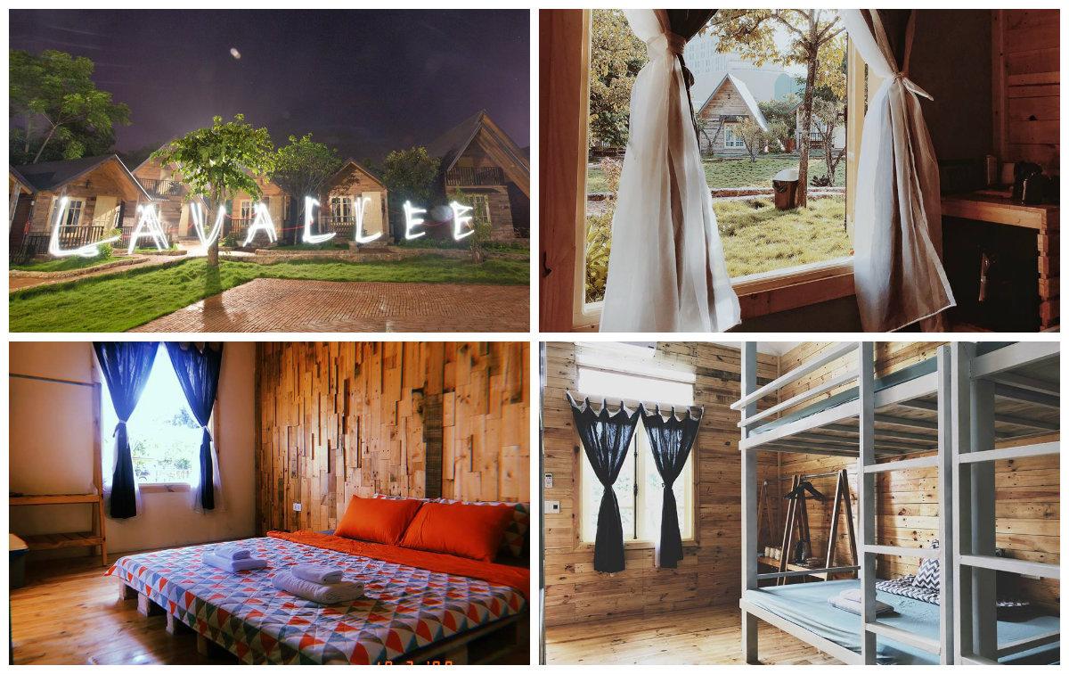 Lavalle - Điên đảo với homestay lưng tựa núi VIEW CỰC ĐẸP ở Mộc Châu