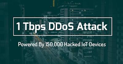 Fransız Merkezli Datacenter OVH'a 1 Tbps DDoS Saldırısı Gerçekleştirildi