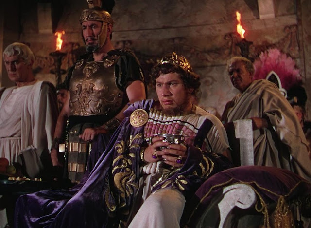 an examination of the character of nero in the film quo vadis Quo vadis – 1951 quo vadis and blithely cruel nero was one of the best parts of a good film was actually on the character of saint peter, played in the.
