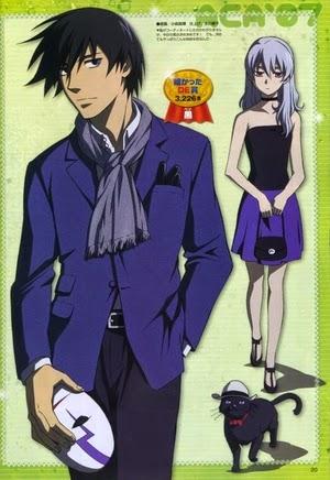 Download Darker than Black: Kuro no Keiyakusha Gaiden Subtitle Indonesia (Complete)