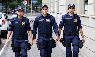 Secretário de segurança faz balanço dos primeiros dias de atuação da Guarda Municipal de Teresina (PI)