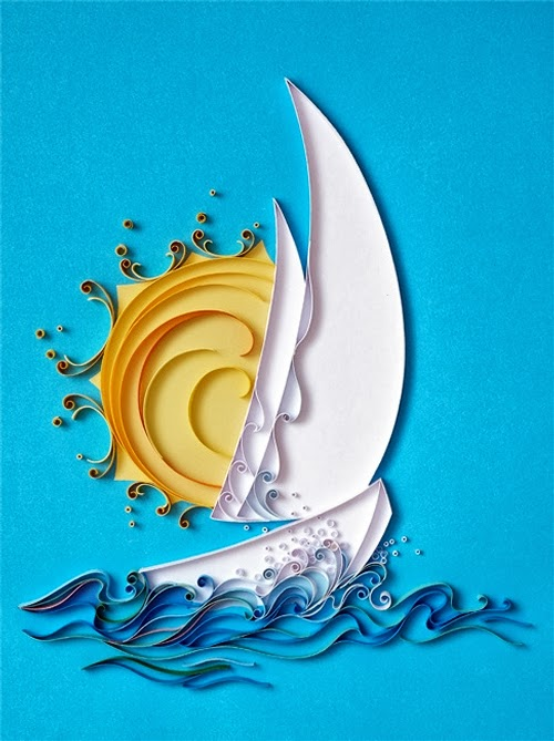 14-Boat-Quilling-Paper-Art-PaperGraphic-www-designstack-co
