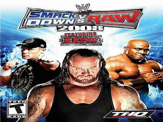 WWE SmackDown Vs Raw 2008 Game Free Download