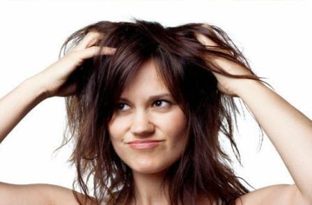 Kesalahan Pewarnaan Rambut