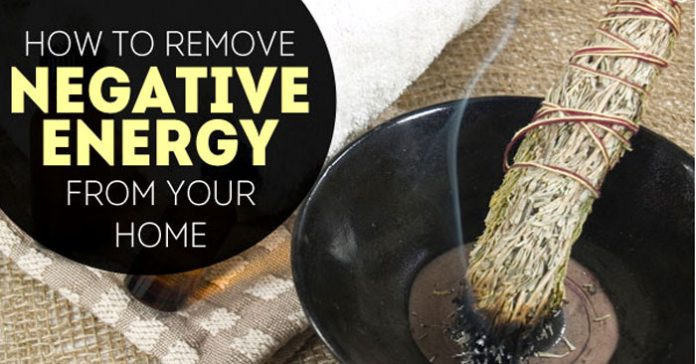 How to remove negative energy from your home healthyaeon Negative energy in house