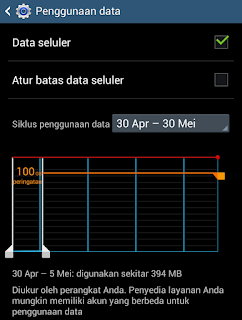How to Clear Samsung's Data Usage / How to Turn off Samsung's Data Usage Warning