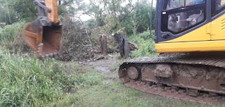Operativos en los barrios ante la persistencia de las lluvias