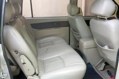 Interior Kabin Isuzu New Panther Facelift 2009
