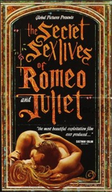 The Secret Sex Lives of Romeo and Juliet (1969) English Hot Movie