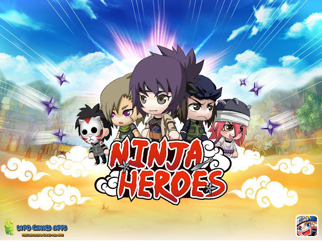 Download Ninja Heroes v1.1.0 Mod APK Images