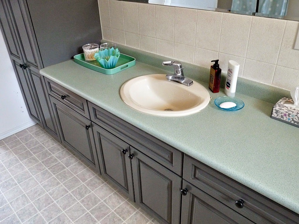A Budget-Friendly Bathroom, Almost Two Years Laters - What ...