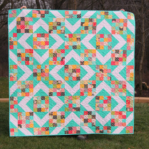The Sunny Skies Quilt Free Tutorial