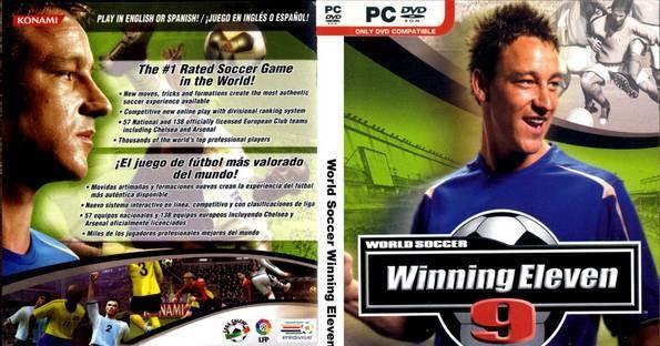 Game Pc Ringan Winning Eleven