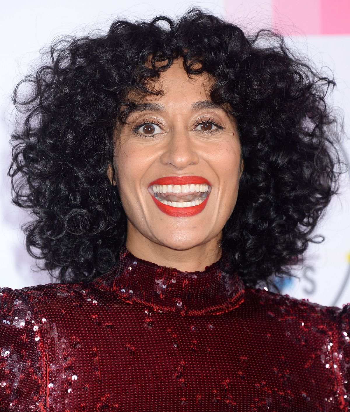 Photos of Tracee Ellis Ross at American Music Awards 2017 at Microsoft Theater in Los Angeles