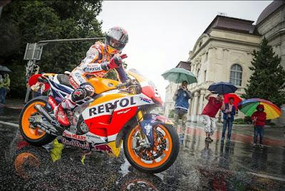 Jadwal Lengkap Race MotoGP Red Bull Ring, Austria 2016