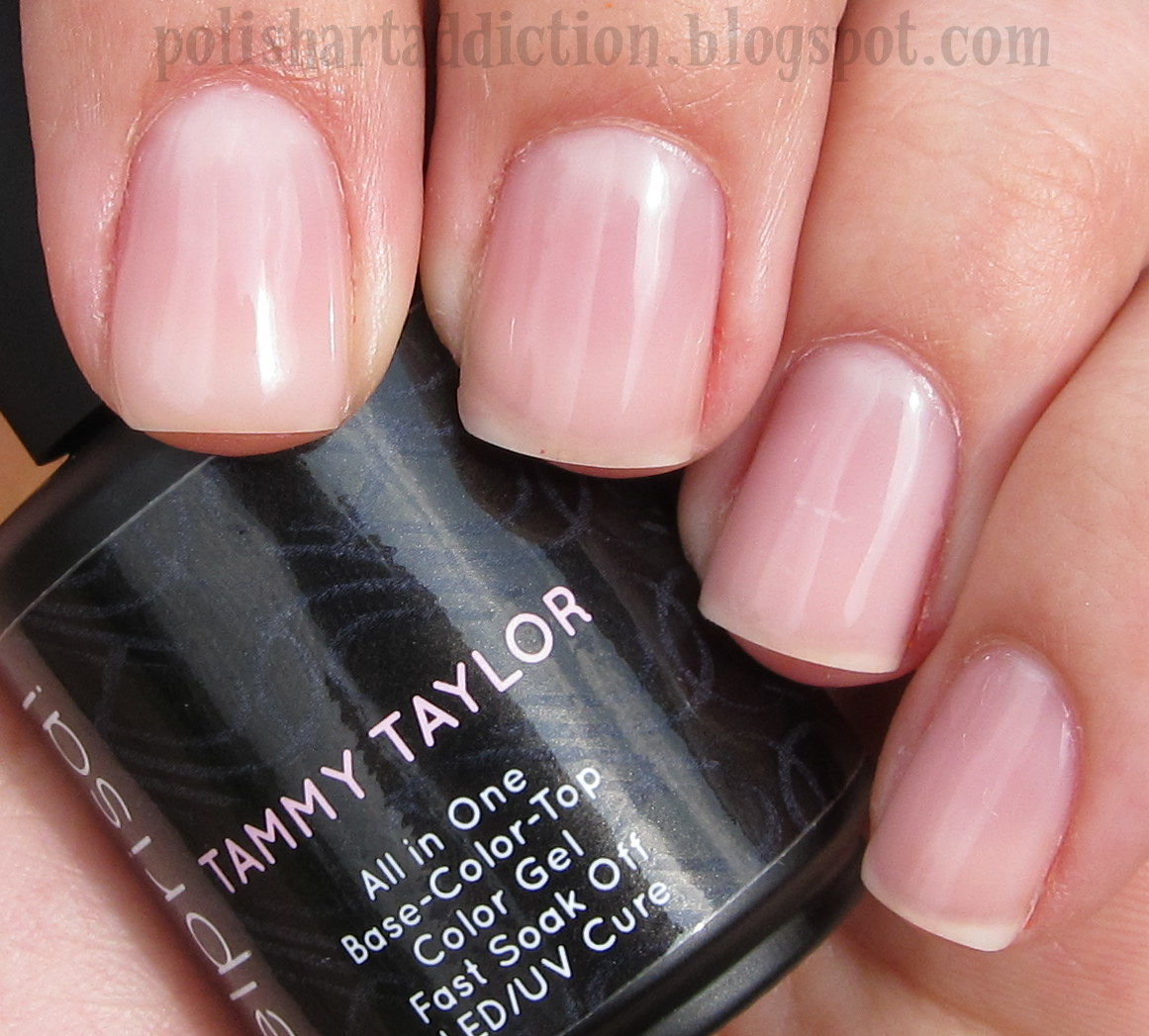 Tammy Taylor - Gelprisa! Ca. French Pink