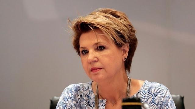 Όλγα Γεροβασίλη: Στην εμμονή της Νέας Δημοκρατίας για βίαιη καταστολή και αστυνομοκρατία, θυμίζουμε ότι η βία γεννά βία