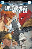 DC Renascimento: Capuz Vermelho e os Foras da Lei #11