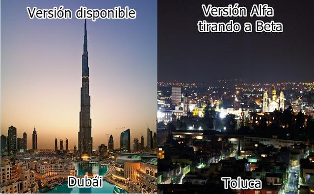 Toluca, Dubai