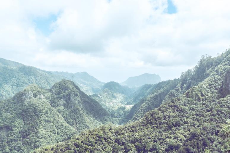 Punkt widokowy Balcões Madera