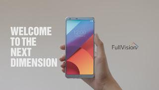full vision phone